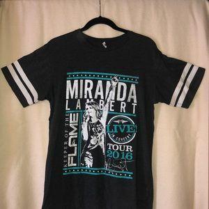 Miranda Lambert Concert T Shirt